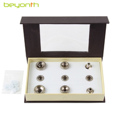 BEYONTH 9 Tips Diamond Dermabrasion Accessory Tips Diamond Wands Cotton Filter Skin Peel Microdermabrasion Facial Care Tool(China)