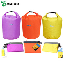 3 Colors Portable 20L 40L 70L Waterproof Outdoor Bag Storage Dry Bag for Canoe Kayak Rafting Sports Camping Equipment Travel Kit