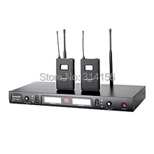 Takstar TS-8807A UHF Wireless Microphone Dual channel UHF wireless LCD-displays Key lock function reliable sound synthesis(China)
