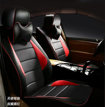 pu leather car seat covers for honda civic fit c-rv xrv vezel 2016