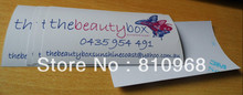3M vinyl sticker printing, custom small stickers printing, company stickers, QTY: 50pcs