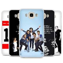 One Direction hot best design Cell Phone Case Cover for Samsung Galaxy J1 J2 J3 J5 J7 C5 C7 C9 E5 E7 2016 2017 Prime