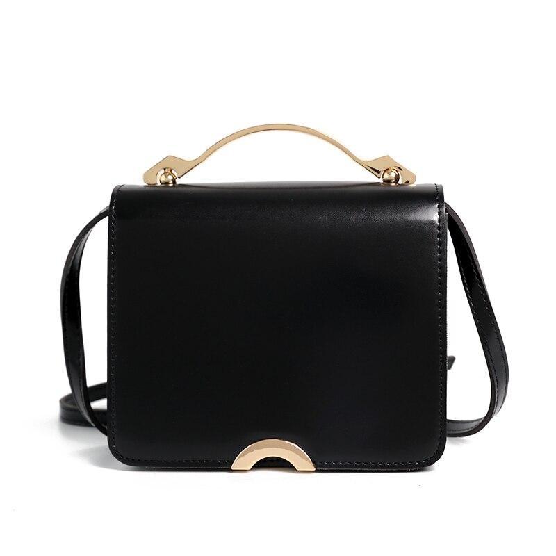 Bolsa Feminina Brands Yellow Shoulder Women Messenger Bags Mini Pu Leather Fashion Girls Black Bags Crossbody Bag For Women 2017<br>