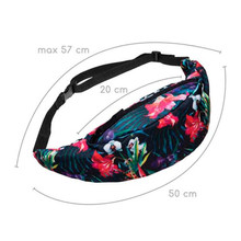 Waist Bag 100% new and classic design high quality Fashion Belt Waist Bag Pouch Zip Fanny Pack AP3