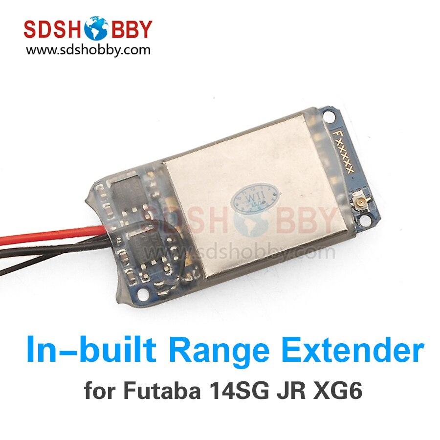 Futaba 14SG JR XG6 Remote Controller Range Extender Module DIY Module In-built Non-destructive Installation<br><br>Aliexpress