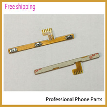 Original phone parts For Lenovo S860 power on/off + Volume Buttons flex cable for repair(China)