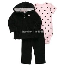LSL3-013,New Collect, 3-Piece Clothing Sets,Baby Boys and Girls Cute Suit for Spring And Autumn,Original,Free Shipping
