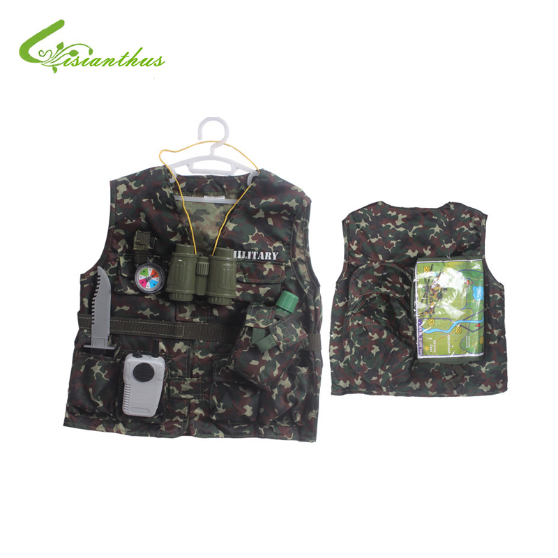 Boys Halloween Costumes Military Force Clothing Cosplay Stage Wear Children Kids Party Soldier Clothes Free Drop Shipping New<br><br>Aliexpress