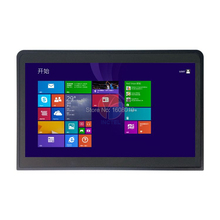 "14"" all in one touchscreen pc 1037u 2G RAM 24G SSD"