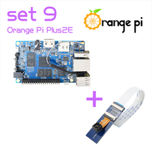 Orange Pi Plus 2E Set 9:  Pi Plus 2E and  Camera with wide-angle lens  not for  raspberry pi 2