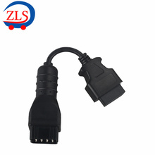 Vocom 12Pin Cable for Renault Trucks Vocom  Auto Cable Free Shipping
