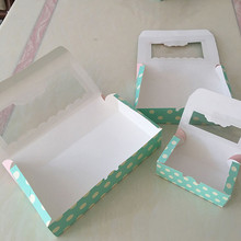 Eco friendly pvc clear plastic soap packaging boxes manufacturer and exporter screen protector packaging ---DH 30014(China)