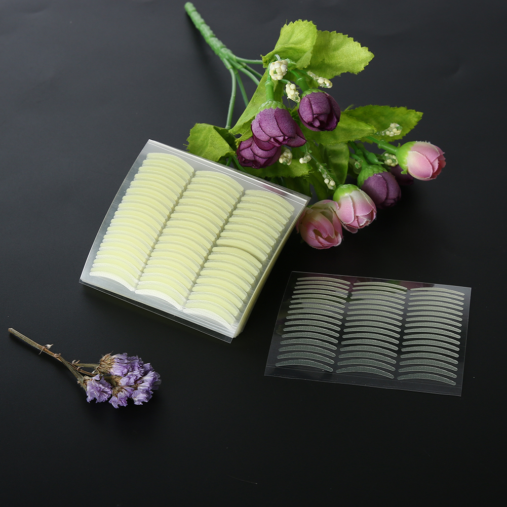 30Pcs/720Pairs Invisible Double Eyelid Stickers Transparent 3D Adhesive Eye Makeup Eyelid Paste Tape Stickers Tool