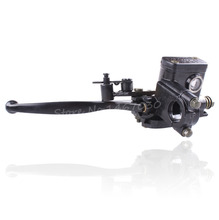 22mm Left Brake Lever Master Cylinder Clutch 50CC 70CC 90CC 110CC 125CC For ATV Quad Dirt Bike Black