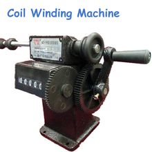 High Quality Coil Winding Machine Hand Dual-Purpose Manual Coil Winder Coil Winding Tools NZ-1