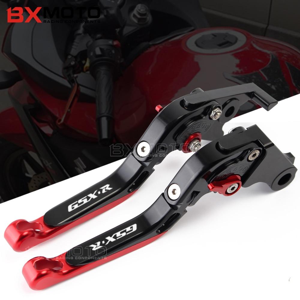 Accessorie Motorcycle CNC Aluminum Brake Clutch Levers For SUZUKI GSXR 600 750 2006-2010 GSX R 1000 2005-2006 GSX-R 600 750 1000<br>