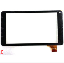 "New For 7"" DEXP Ursus A270i JOY Tablet Capacitive Touch screen digitizer Touch panel Glass Sensor Replacement Free Shipping(China)"