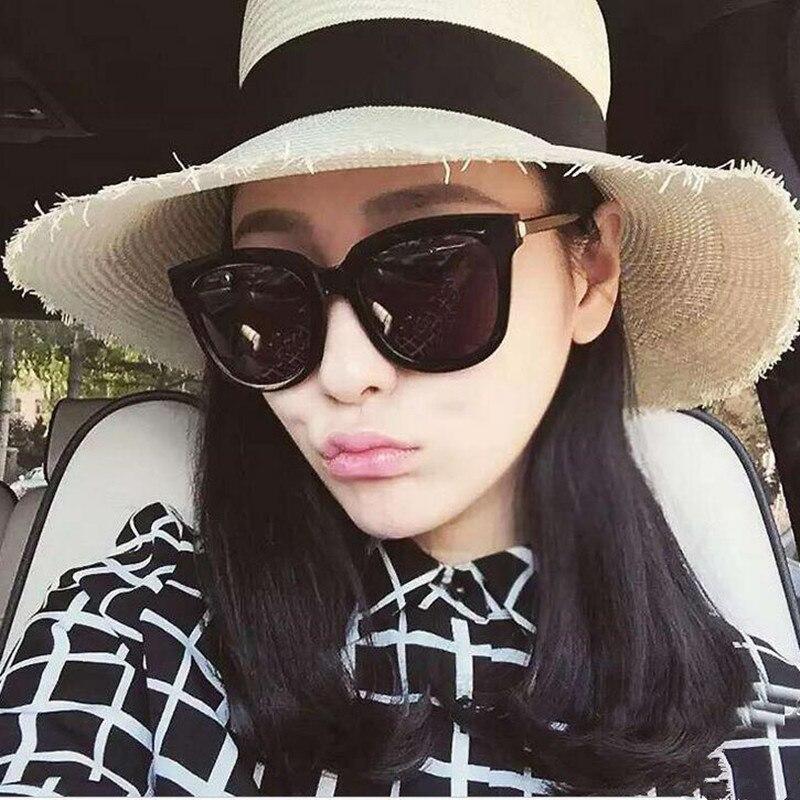 2017 Mix Wind Sunglasses Women Brand Design Retro Tidal Flat Sun Glasses For Women Korean reflective Glasses Gafas De Sol <br><br>Aliexpress