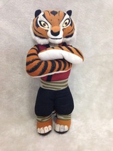 Kung Fu Panda Master Tigress Plush 31cm Tiger Plush Toys