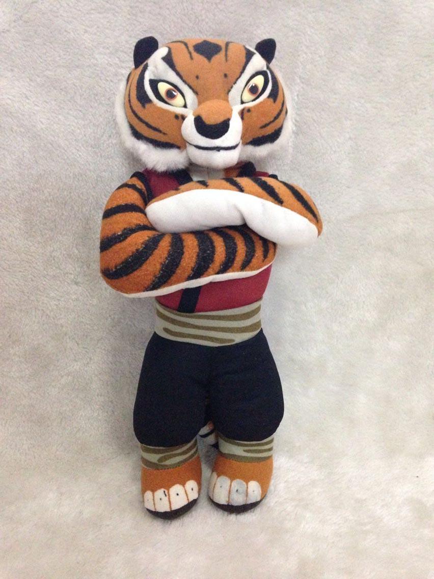 Kung Fu Panda Master Tigress Plush 31cm Tiger Plush Toys<br><br>Aliexpress