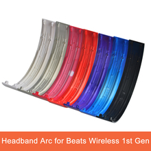 Replacement Headphone Parts Headband Arc for Beats Wireless 1st Gen Solo Bluetooth Multiple Colour Surface Glossy USURE