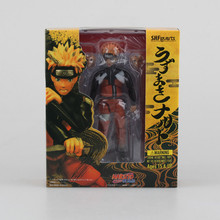 SHFiguarts Naruto Uzumaki 1/8 Scale Painted Figure PVC Action Collectible Model Toy 14cm KT1250 - GbgToy Store store