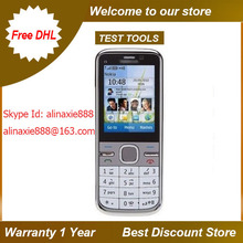 Free Shipping DHL/ EMS +Telecom Parts Equipmen nemo C5-00 NTM (NEMO OUTDOOR) ,Support WCDMA 900/2100 Mhz Test phone+ test phone