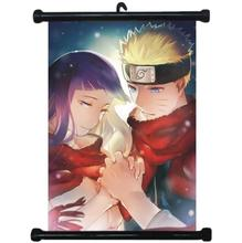 Naruto Hinata Japanese cartoon Anime poster Home Decoration Wall Scroll Poster Collectibles Decorative poster 40*60cm