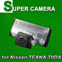 For Sony CCD NISSAN NEW TEANA TIIDA BLUE BIRD Car rear view parking back up reverse car Camera HD for GPS Navigation
