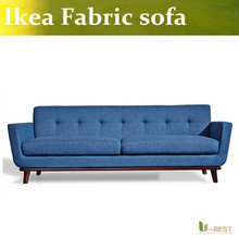 U-BEST high quality Three Seater Couches,living room decor fabric sofa , modern and contemporary fabric sofas