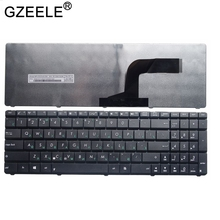 GZEELE russian NEW Keyboard For Asus N50 N53S N53SV K52F K53S K53SV K72F K52 A53 A52J U50 G51 N51 N52 N53 G73 Laptop keyboard ru(China)