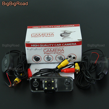BigBigRoad For Hyundai new Santafe Santa Fe / Azera / IX45 Wireless Camera Car Rear View Reverse Camera Night Vision(China)