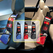 Pratical Car Auto Vehicle Seat Side Back Fabric Storage Bags Objects Holder CN