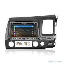Hot HD touch screen Japanese Car  DVD Player with TV GPS BLUE TOOTH RADIO for free shipping