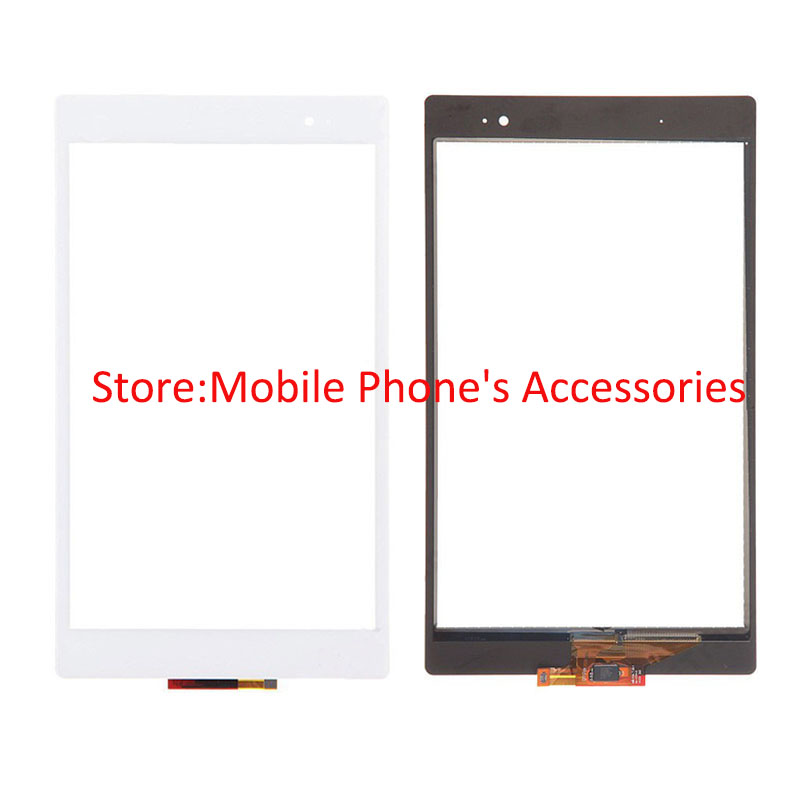New 100% Test Digitizer Touch Screen For Sony Xperia Z3 Tablet White<br><br>Aliexpress