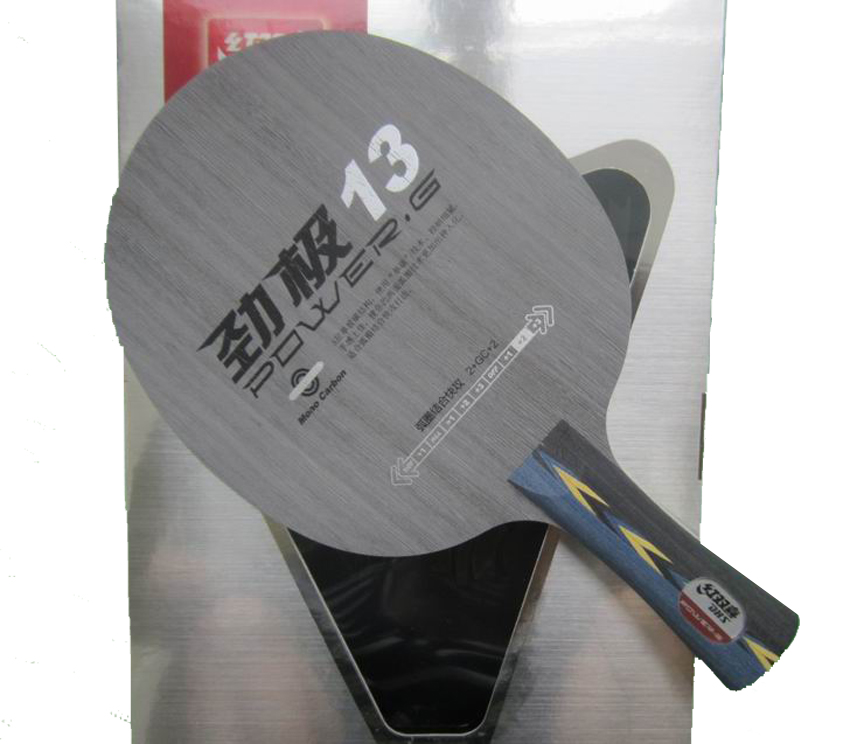Original DHS Power G13(PG13, PG 13) table tennis blade carbon blade table tennis rackets racquet sports indoor sports<br><br>Aliexpress