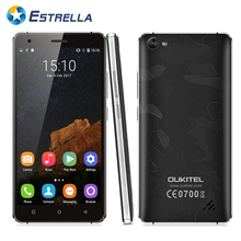 Oukitel C5 Pro 5.0 Inch HD Screen Mobile Phone MTK6737 1.3GHz Quad Core Cellphone 2GB RAM 16GB ROM Android 6.0 4G LTE Smartphone