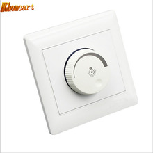 dimmer led 220v Switch For Dimmable Light Bulb Lamp Silicon controlled rectifier led light wall switch dimmer with LED switch