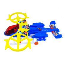 Super Big High Imitation Inertial Fighter Plane Model Puzzle Toys  Birthday Gift For Children