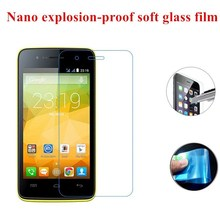 Nano Explosion-proof (Soft Glass) Clear Screen Protector Front Protective Film for Explay Onyx