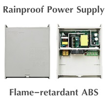 12V 8A / 8000mA 96W 2 Channel Outdoor Rainproof Power Adapter Supply for CCTV Camera(China)