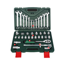 Car Repair Torque Wrench 37pcs Tool Combination Tool Set Ratchet Socket Spanner Mechanics Tool Kits