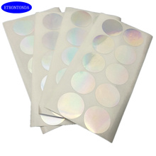 "1000pcs Hologram Sealing Sticker 1"" Round 25mm Security Seal Tamper Proof Warranty Void Label Stickers(China)"