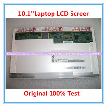 LCD Matrix LTN101NT02 B101AW03V.0 LTN101NT06 LP101WSA N101L6 10 inch LED 1024*600 replacement Led screen