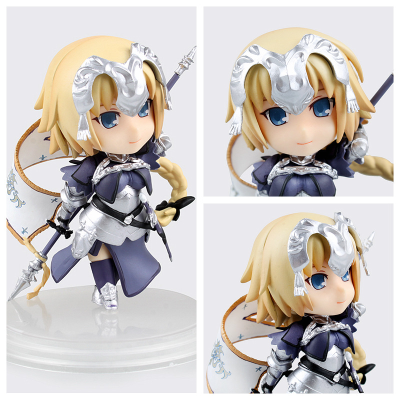 NEW 1pcs 11cm pvc Japanese anime figure GSC Saber FATE Stay night Ruler action figure collectible model toys brinquedos<br><br>Aliexpress
