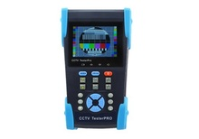 "3.5"" Inch LCD CCTV Multi-function Tester PRO  Built-in Digital Multimeter PTZ Tester/ Security Camera Cable Tester(HVT-6213T)"