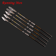 2017 The latest design of fishing rod Stream Hand Carbon Fiber Casting Telescopic Lightweight toughness  Fishing Rods