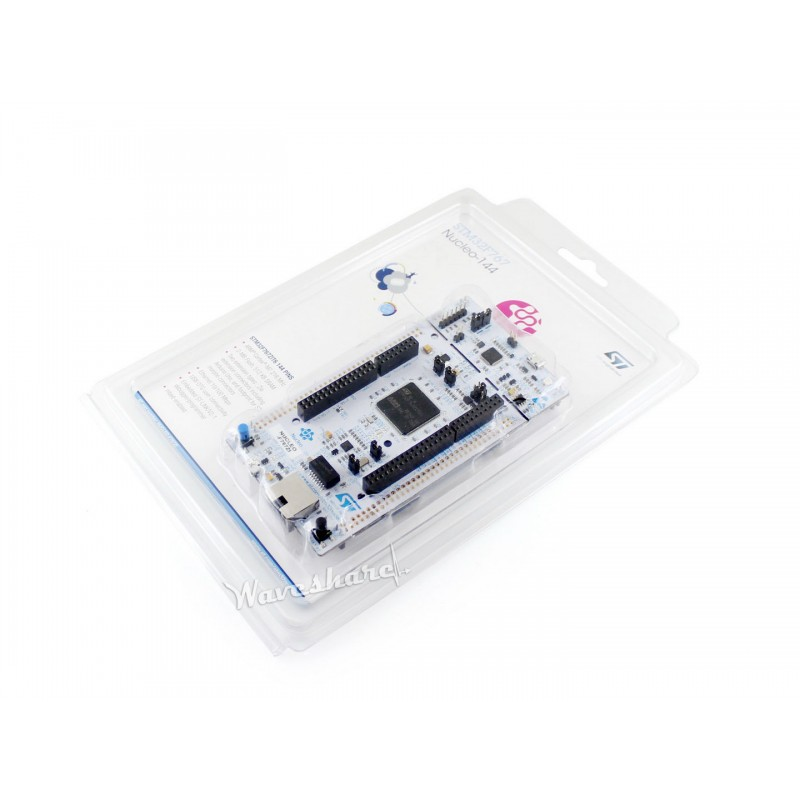 Original ST,ST Board/ mbed NUCLEO-F767ZI STM32 Development Board with STM32F767ZI MCU ,ST Zio and morpho connectivity,<br>
