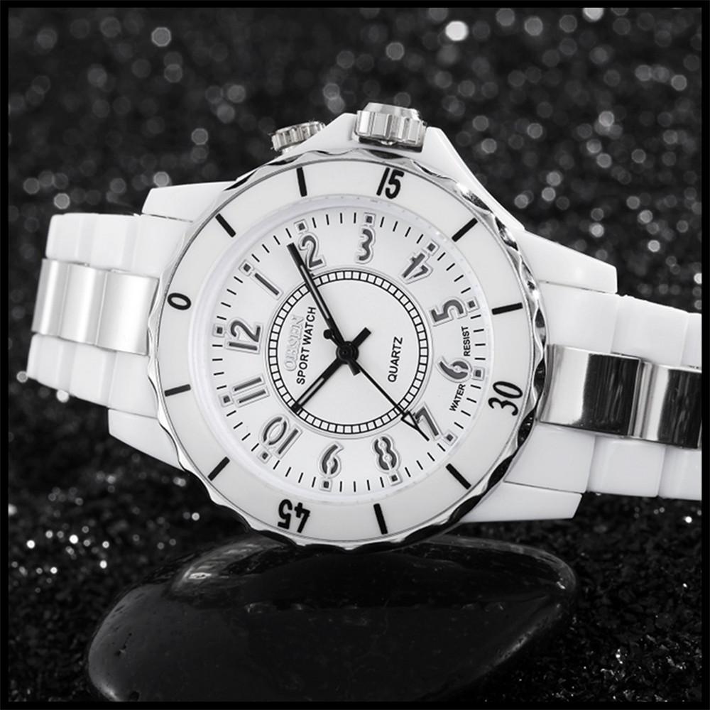 OHSEN Sports Watches FG0736 White (5)