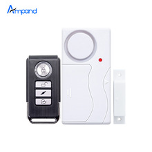 Wireless Home Door Window Burglar DIY Safety Security ALARM System Magnetic Sensor Remote Control(China)